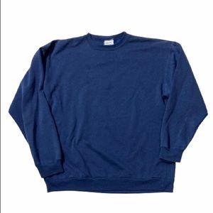 1980's Navy Sweater